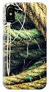 Fishing Rope Textures IPhone Case