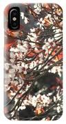 Five Petals - Spring Blossoms IPhone Case