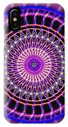 Five Star Gateway Kaleidoscope IPhone Case