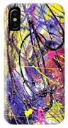 Fixation II  IPhone Case