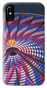 Flag Wheel IPhone Case