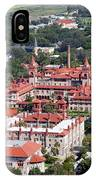 Flagler College St Augustine Florida IPhone Case