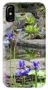 Flags In Bloom IPhone Case
