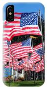 Flags Of Glory IPhone Case