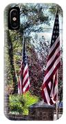 Flags That Stand IPhone Case