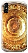 Flaking Gold IPhone Case
