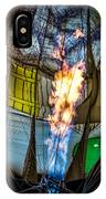 Flame On IPhone Case