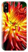 Flame Tips IPhone Case