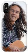 Flamenco Guitarist IPhone Case