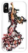 Flamenco Series #12 IPhone Case
