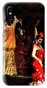 Flamenco Series #6 IPhone Case