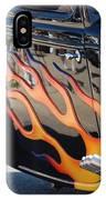 Flaming Classic IPhone Case