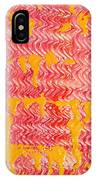 Flaming Fire IPhone Case