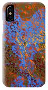 Flaming First Impressions  IPhone Case