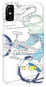 Flatland Bmx IPhone Case