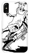 Flatlander IPhone Case