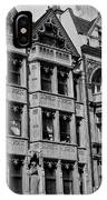 Fleet Street 1 IPhone Case