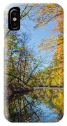 Fleeting Fall  IPhone Case