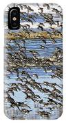 Flight Of The Pipers IPhone Case