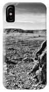 Flint Hills Moonscape IPhone Case