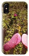 Flip Flops IPhone Case