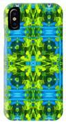 Float 3 Excerpt Design IPhone Case