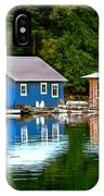 Floating Cabin IPhone Case
