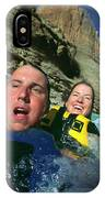 Floating Down The Little Colorado River IPhone Case