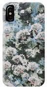 Floating Flower Fantasy IPhone Case