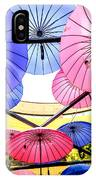 Floating Umbrella IPhone Case