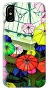 Floating Umbrellas In Las Vegas  IPhone X / XS Case