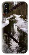 Flooding Forest IPhone Case