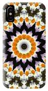 Flora Kaleidoscope IPhone Case