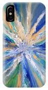 Star Bursting IPhone Case