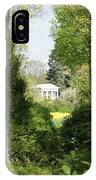 Flora Temple IPhone X Case
