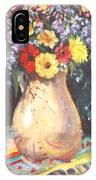 Floral 15 IPhone Case