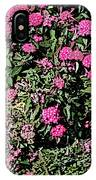 Floral Afternoon IPhone Case