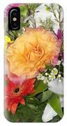 Floral Bouquet 3 IPhone Case