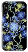 Floral Celebration 1 IPhone Case