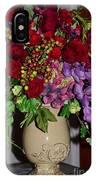 Floral Decor IPhone Case