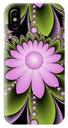 Floral Decorations IPhone Case