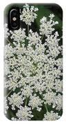 Floral Disc IPhone Case