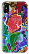 Floral Explosion IPhone Case