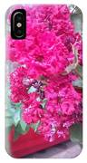 Floral Fever  IPhone Case
