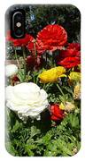 Floral Gardens IPhone Case