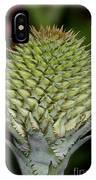 Floral Grenade IPhone Case