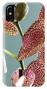 Floral Harmony IPhone Case