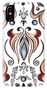 Floral Pattern II IPhone Case