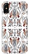 Floral Pattern IIi IPhone Case