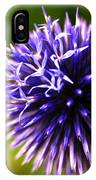 Floral Sticker Ball IPhone X Case